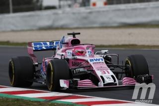 Fotos Esteban Ocon F1 2018 Foto 4