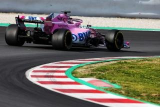 Fotos Esteban Ocon F1 2018 Foto 5