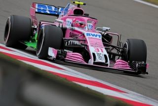 Fotos Esteban Ocon F1 2018 Foto 21