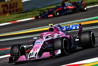 Fotos Esteban Ocon F1 2018 Foto 32