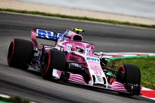 Fotos Esteban Ocon F1 2018 Foto 36