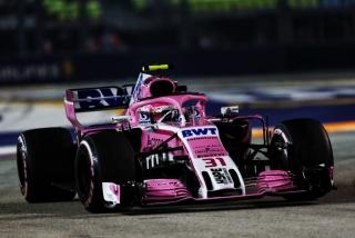 Fotos Esteban Ocon F1 2018 Foto 65