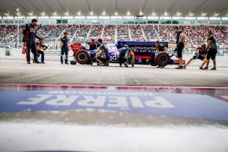 Fotos Pierre Gasly F1 2017 Foto 43