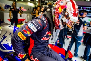 Fotos F1 Sean Gelael Foto 5