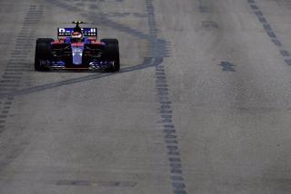 Fotos F1 Sean Gelael Foto 7