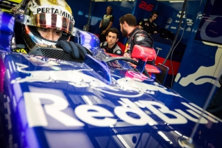 Fotos F1 Sean Gelael Foto 13
