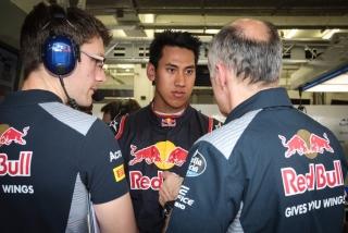 Fotos F1 Sean Gelael Foto 14