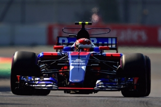 Fotos F1 Sean Gelael Foto 19