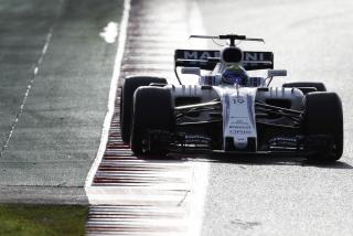 Fotos Felipe Massa F1 2017 Foto 5
