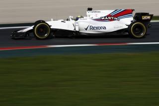 Fotos Felipe Massa F1 2017 Foto 8