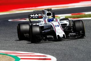 Fotos Felipe Massa F1 2017 Foto 35