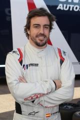 Fotos Fernando Alonso 24 Horas de Daytona 2018 Foto 2