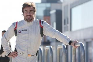Fotos Fernando Alonso 24 Horas de Daytona 2018 Foto 6