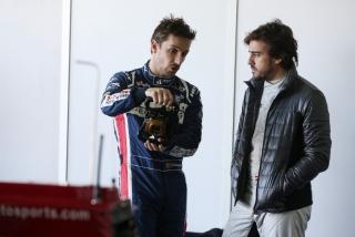 Fotos Fernando Alonso 24 Horas de Daytona 2018 Foto 15