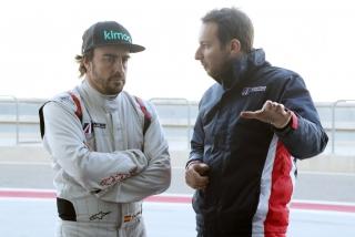 Fotos Fernando Alonso 24 Horas de Daytona 2018 Foto 19