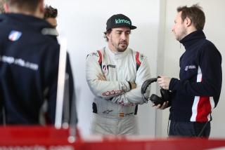 Fotos Fernando Alonso 24 Horas de Daytona 2018 Foto 20