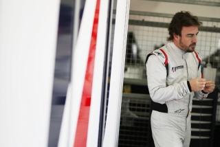 Fotos Fernando Alonso 24 Horas de Daytona 2018 Foto 31