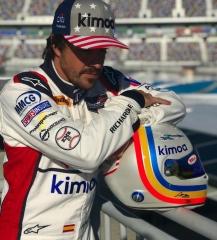 Fotos Fernando Alonso 24 Horas de Daytona 2018 Foto 45