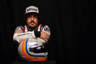 Fotos Fernando Alonso 24 Horas de Daytona 2018