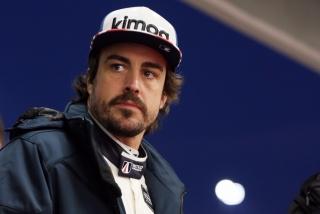 Fotos Fernando Alonso 24 Horas de Daytona 2018 Foto 71