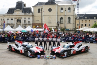 Foto 3 - Fotos Fernando Alonso 24 Horas de Le Mans 2018