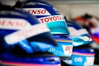Fotos Fernando Alonso 24 Horas de Le Mans 2018 Foto 9