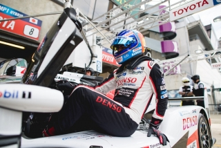 Fotos Fernando Alonso 24 Horas de Le Mans 2018 Foto 18