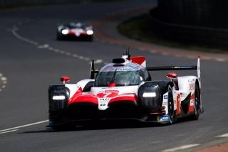 Fotos Fernando Alonso 24 Horas de Le Mans 2018 Foto 20