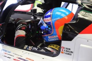 Fotos Fernando Alonso 24 Horas de Le Mans 2018 Foto 19