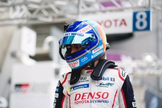 Fotos Fernando Alonso 24 Horas de Le Mans 2018 Foto 16