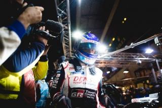Fotos Fernando Alonso 24 Horas de Le Mans 2018 Foto 34