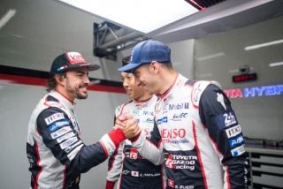 Fotos Fernando Alonso 24 Horas de Le Mans 2018 Foto 36