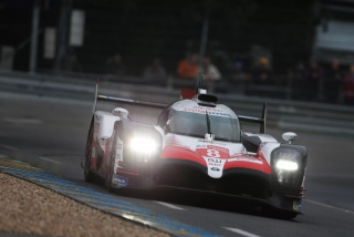 Fotos Fernando Alonso 24 Horas de Le Mans 2018 Foto 30