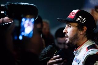Fotos Fernando Alonso 24 Horas de Le Mans 2018 Foto 39