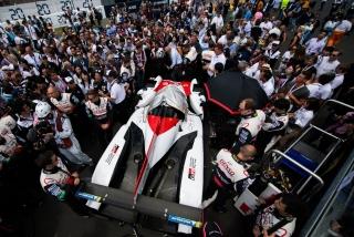Fotos Fernando Alonso 24 Horas de Le Mans 2018 Foto 43