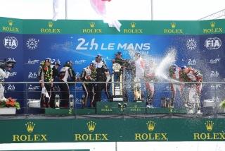 Fotos Fernando Alonso 24 Horas de Le Mans 2018 Foto 64