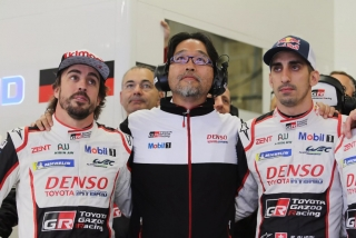 Fotos Fernando Alonso 24 Horas de Le Mans 2018 Foto 54