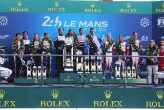 Fotos Fernando Alonso 24 Horas de Le Mans 2018 Foto 65