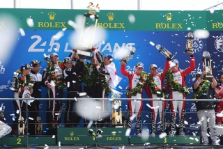 Fotos Fernando Alonso 24 Horas de Le Mans 2018 Foto 66