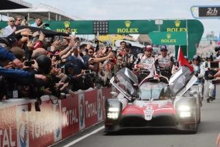 Fotos Fernando Alonso 24 Horas de Le Mans 2018 Foto 68