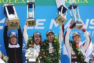 Fotos Fernando Alonso 24 Horas de Le Mans 2018 Foto 69