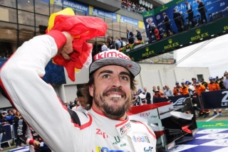 Fotos Fernando Alonso 24 Horas de Le Mans 2018 Foto 70