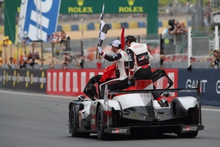 Fotos Fernando Alonso 24 Horas de Le Mans 2018 Foto 58