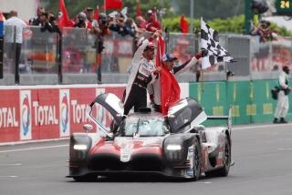 Fotos Fernando Alonso 24 Horas de Le Mans 2018 Foto 59