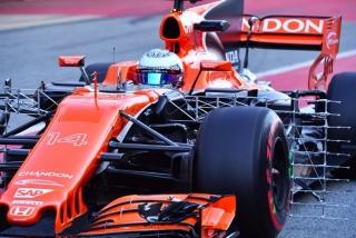 Fotos Fernando Alonso F1 2017 Foto 7