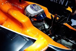 Fotos Fernando Alonso F1 2017 Foto 8