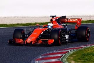 Fotos Fernando Alonso F1 2017 Foto 9