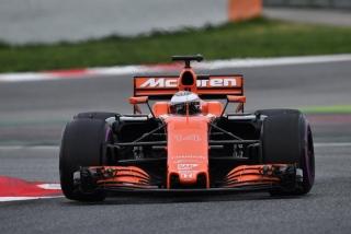 Fotos Fernando Alonso F1 2017 Foto 17