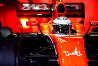 Fotos Fernando Alonso F1 2017 Foto 18
