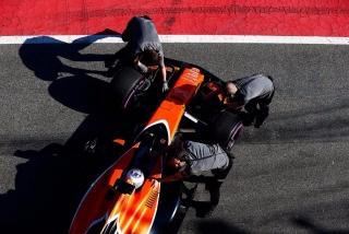 Fotos Fernando Alonso F1 2017 Foto 20